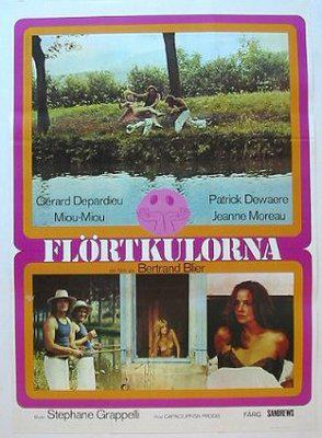 Les Valseuses - Poster Suède