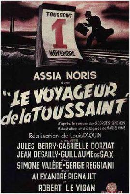 Le Voyageur de la Toussaint