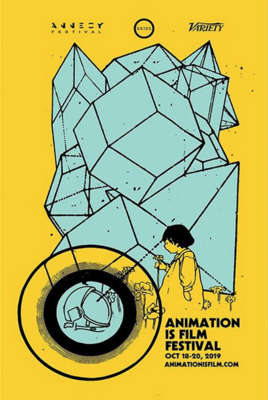 Animation Is Film Festival - 2019