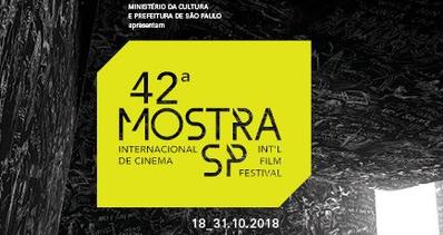 Mostra - Festival Internacional de Cine de São Paulo  - 2018