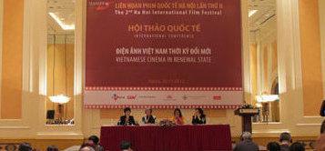 Cinq films français présentés au 2e Festival international de Hanoi