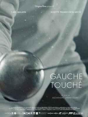 Gauche touché