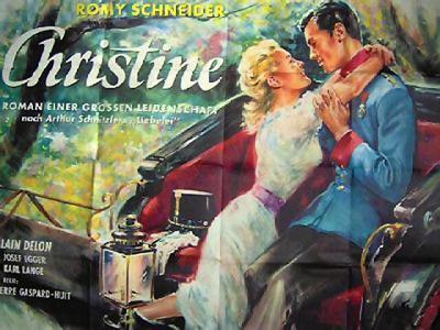 Christine - Poster Allemagne
