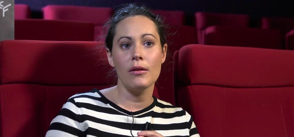 インタヴュー : Amélie Harrault