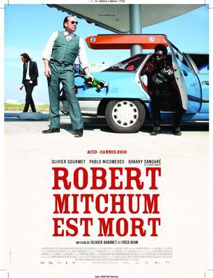 Robert Mitchum est mortRobert Mitchum est mort