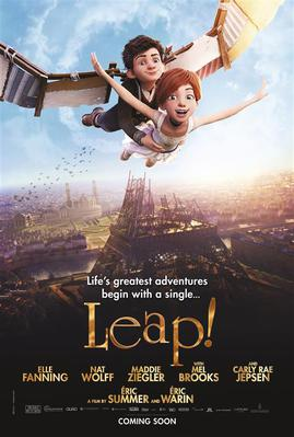 Leap - Poster - USA