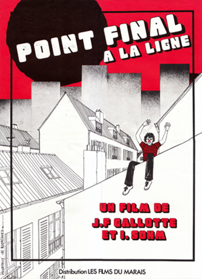 Point final à la ligne
