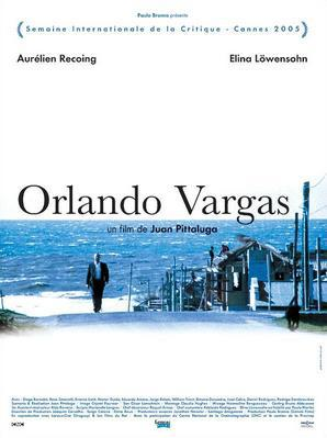 Orlando Vargas / 仮題:オルランド・バルガス