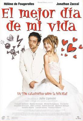El mejor día de mi vida - Poster Espagne