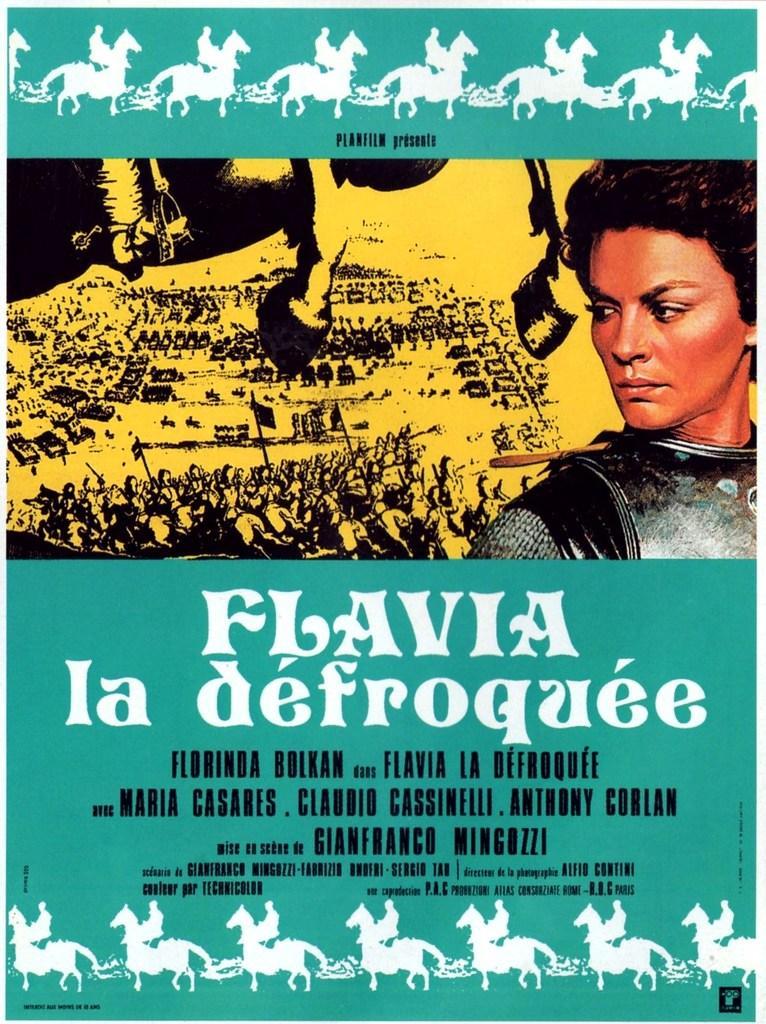 Flavia, la défroquée