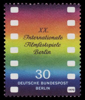 Festival Internacional de Cine de Berlín - 1970
