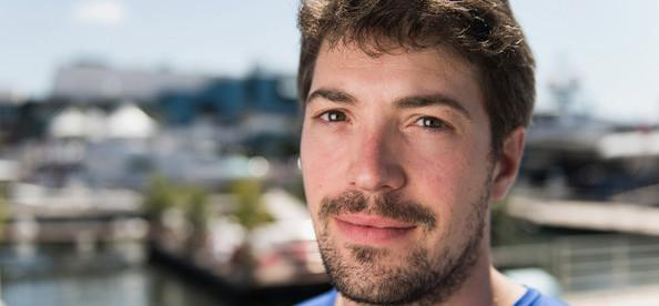 Around the world with UniFrance: Thomas Cailley