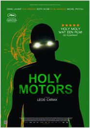 Holy Motors - Poster - Pays Bas