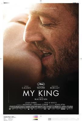 Mon roi - Poster - USA