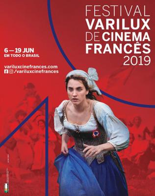 Festival Varilux de cinéma français au Brésil - 2019