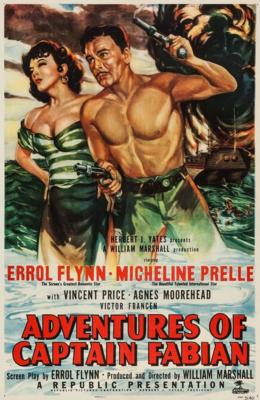 Adventures of Captain Fabian - USA