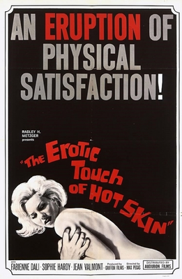The Erotic Touch - Poster Etats-Unis