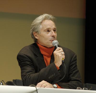 7th Franco-German Film Meetings - Yves Marmion - © Benoît Linder / French Co.