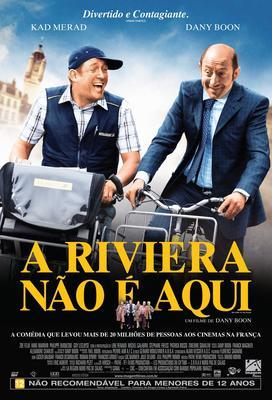 Bienvenue chez les Ch'tis - Poster - Brazil - © Flashstar Pictures