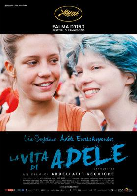 Blue is the Warmest Color - Poster Italie