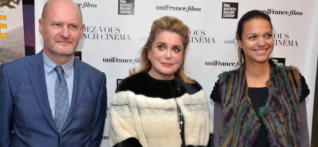 15 000 spectateurs pour les Rendez-vous With French Cinema 2014 à NY