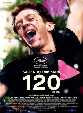 120 pulsaciones por minuto - Poster - Turkey