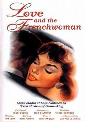 Love and the French Woman - Poster Etats-Unis