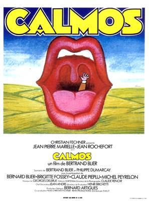Calmos - Poster France