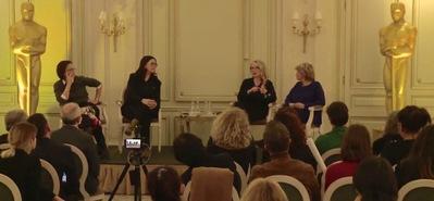 «¡Acción! La Mujer en el Cine»: Dos mesas redondas con ocasión de las Jornadas de los Óscars en París