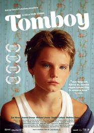 Tomboy - Poster - Sweden