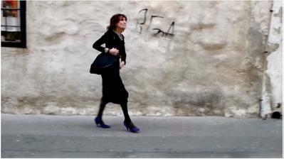 L'Échappée à la poursite d'Annie Le Brun