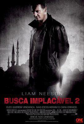 Venganza: Conexión Estambul - Poster Espagne