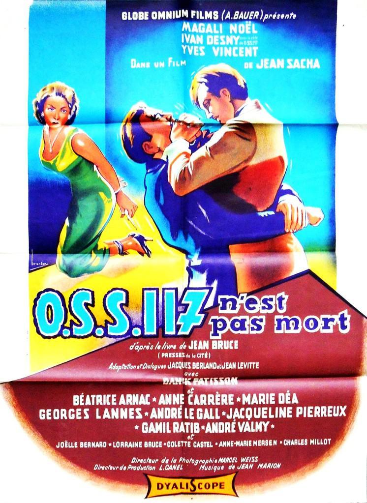 OSS 117 n'est pas mort
