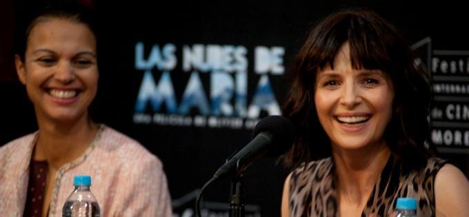 Le Festival de Morelia sous le charme de Juliette Binoche