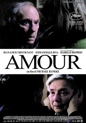 Amour - Poster Italie