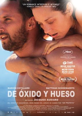 De rouille et d'os - Poster - Espagne