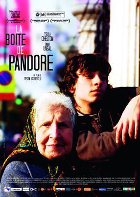La Boite de pandore/パンドラの箱