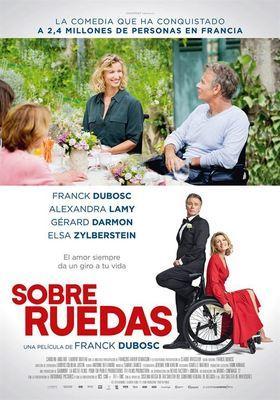 Sobre ruedas - Poster - Spain