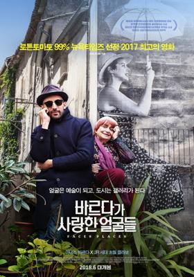 Faces, Places - Poster - South Korea