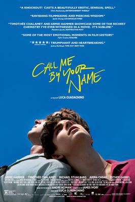 Call Me by Your Name - Poster - United States