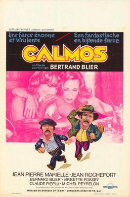 Calmos - Poster Belgique