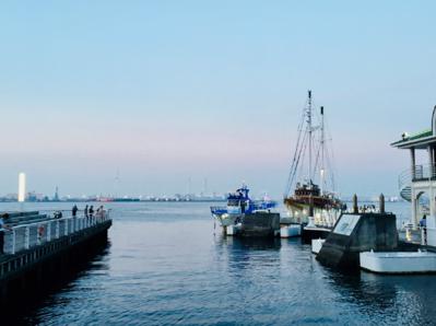 22 de junio, 2° día del Festival - Au bout du Pukari Pier, l'Ocean Princess
