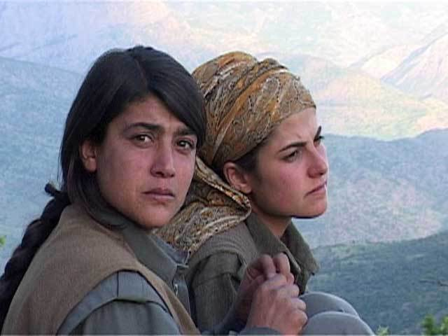 Notes from a Kurdish Rebel