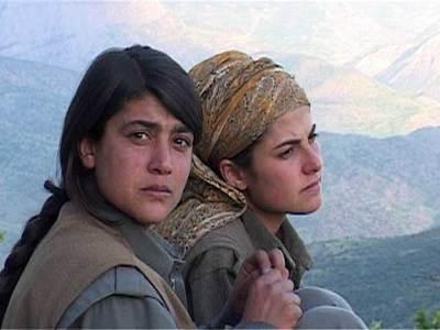Carnets d'un combattant kurde