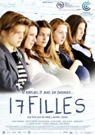 17 filles - Poster - Netherlands