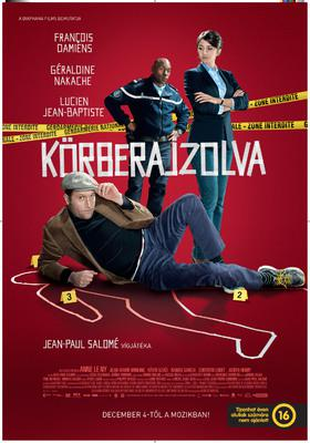 Playing Dead - Poster - Hungary