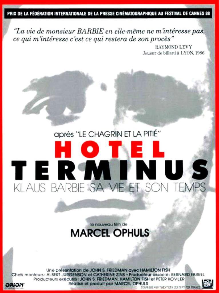 Hotel Terminus: El caso de Klaus Barbie