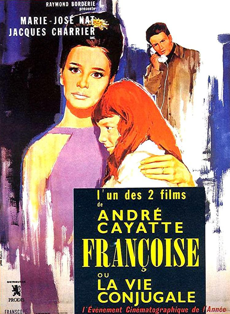 Anatomy Of A Marriage My Nights With Franoise 1964 Unifrance Films