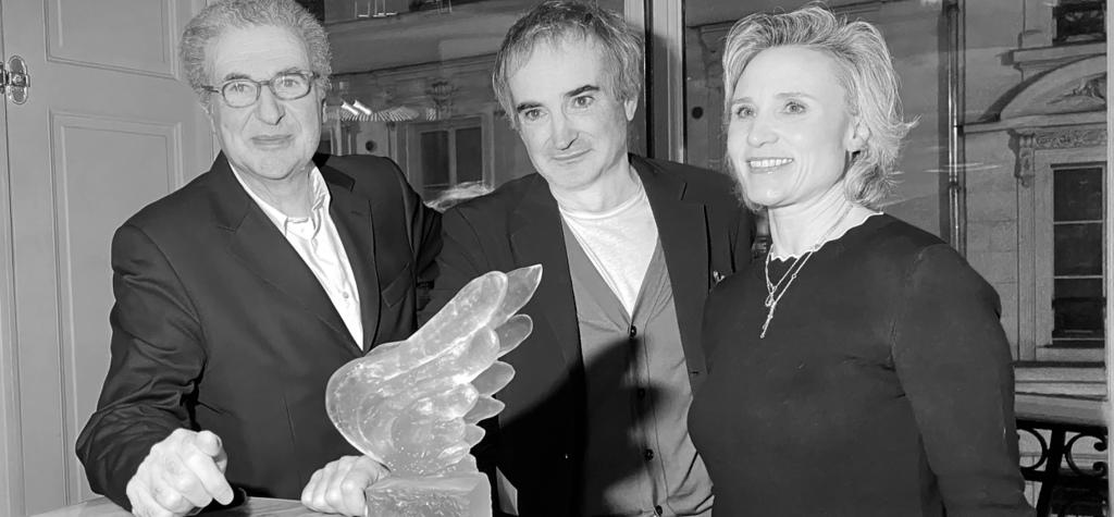 UniFrance presents a French Cinema Award to Olivier Assayas