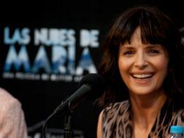 El Festival de Morelia cautivado por Juliette Binoche